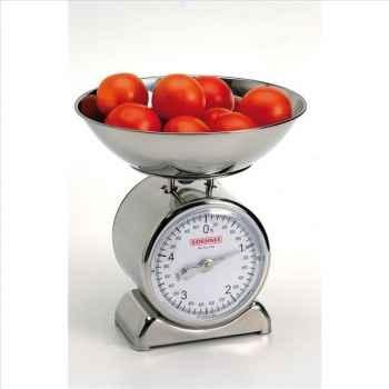 Soehnle balance avec bol 5kg/20g chromé - silvia 408824