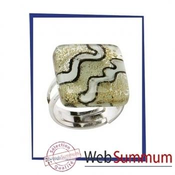 Bijouxenverre-Bague carrée taille 2X2 cm-bc26.jpg