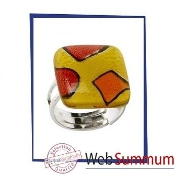 Bijouxenverre-Bague carrée taille 2X2 cm-bc14.jpg