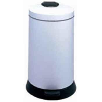 rossignol poubelle 20 litres blanc magic 123385. Black Bedroom Furniture Sets. Home Design Ideas