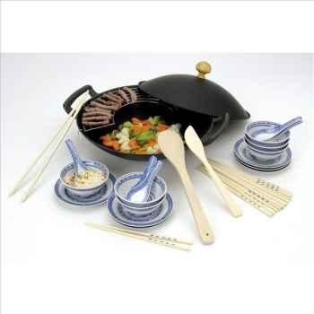 Beka set wok family en fonte 30 pièces 297940