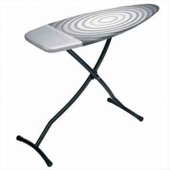 Brabantia table à repasser titan ovale 135 x 45 cm 500190