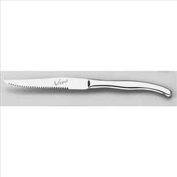 Amefa coffret 6 couteaux à steack virgule brillant 200563