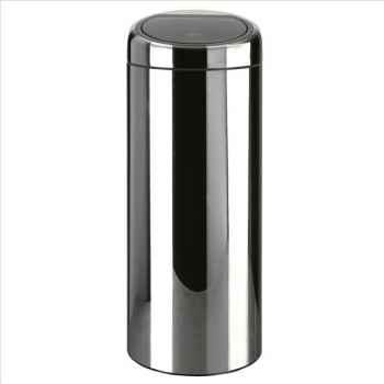 Brabantia poubelle touch bin 30 l 500386