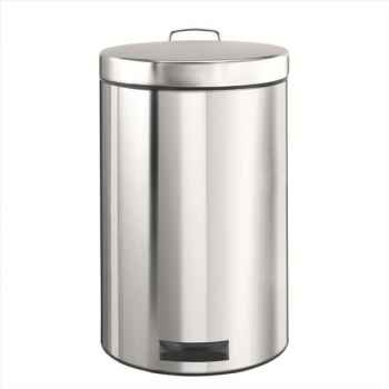 Brabantia poubelle à pédale 20 l 500389