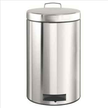 Brabantia poubelle à pédale 12 l 500400