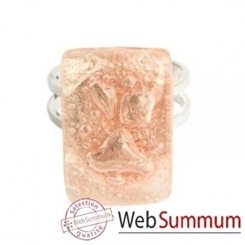 BcommeB-Bague rectangulaire, 1.5cm x 2cm-bre8w