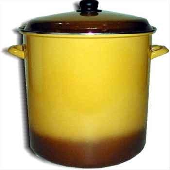 Beka traiteur émail -  miel dégradé 173183