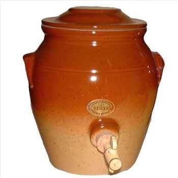 Digoin ceramique vinaigrier 6l chataigne - n°5 800604