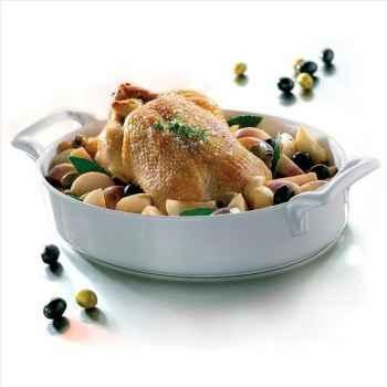 Revol plat ovale profond - belle cuisine 961057
