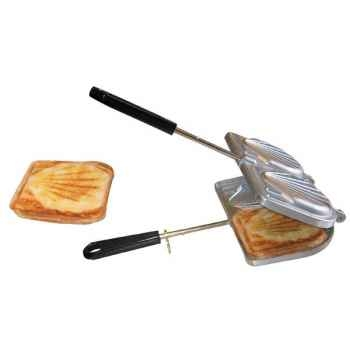 Sefama toaster double croque-monsieur fonte alu 403730