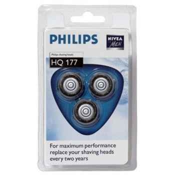 Philips lot de 3 têtes de rasoir - cool skin 7000 661778
