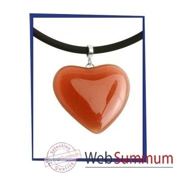 Bijouxenverre- Pendentif coeur petit modèle taille 2,5X2 cm-cco39.jpg