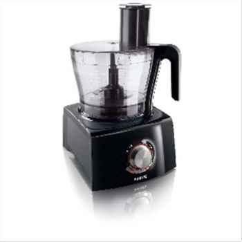 Philips robot + blender + presse agrume 1000w noir 662392