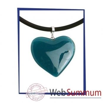Bijouxenverre- Pendentif coeur petit modèle taille 2,5X2 cm-cco37.jpg