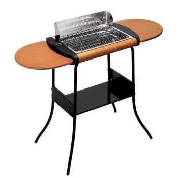Lagrange barbecue sur pied grill concept + 2  tablettes 642247