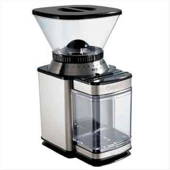 Cuisinart broyeur à café acier brossé 610065