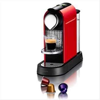 Krups nespresso citiz rouge flamme 680010