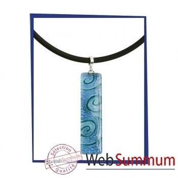 Bijouxenverre- Pendentif rectangle taille 1,5X6 cm -cre40.jpg
