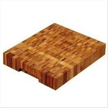 Planche billot bambou 30 x 25 x 5 cm 318