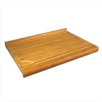 Planche plan de travail bambou 62,2 x 46 x 1,9 cm 319