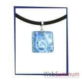 bijouxenverre pendentif carre taille 25x25 cca2jpg