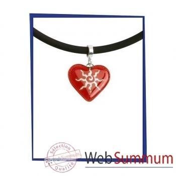 Bijouxenverre- Pendentif coeur petit modèle taille 2,5X2 cm-cco43pm.jpg
