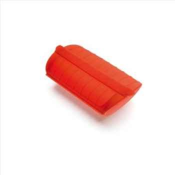 Lekue papillotte 4/5 p rouge + grille 1420