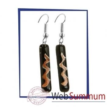 Bijouxenverre-Boucles d'oreilles moyen modèle avec dormeuse taille 0,5X3 cm-bopm41.jpg