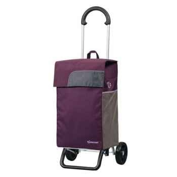 Andersen poussette de marché scala shopper plus fox violet 2025