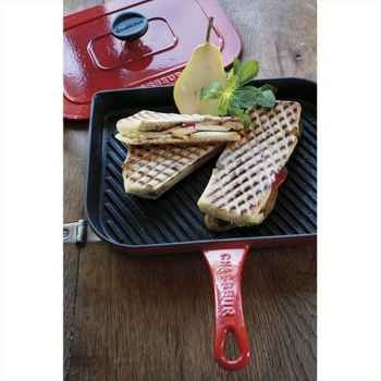Chasseur double grill / panini cerise - chasseur 2285