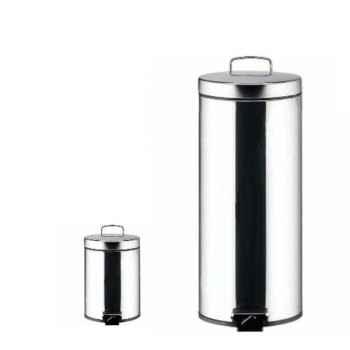 Brabantia poubelle 30l classic + poubelle 3l brillant steel 2964