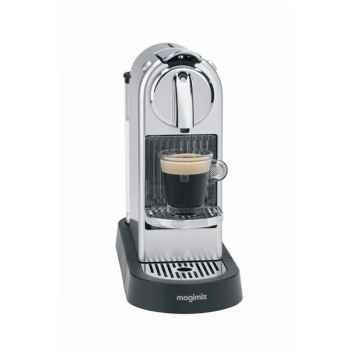 Magimix nespresso citiz argent 3035