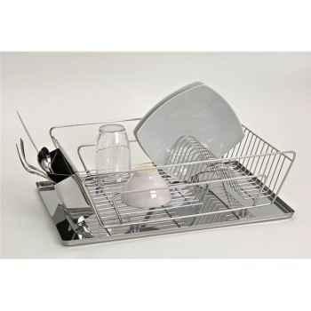 Egouttoir à vaisselle tout inox  3086