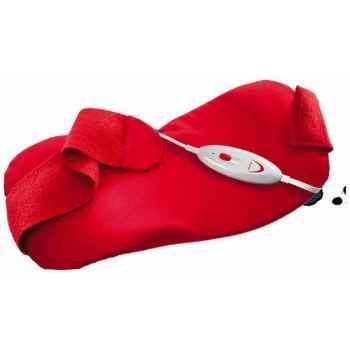 Soehnle ceinture chauffante rouge - active pro 3127