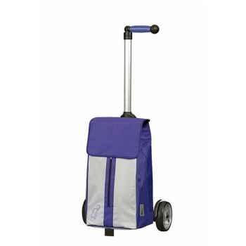 Andersen poussette de marché violet - unus vita 3228