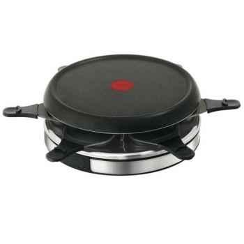 Tefal raclette gril crêpier - déco 6 3230
