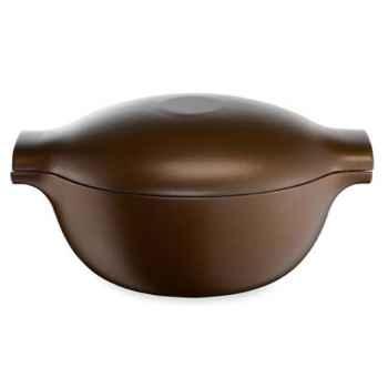 Tefal cocotte 29 x 24 cm fonte alu caramel - natura 3299