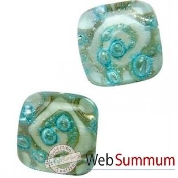 BcommeB-Boucles d'oreilles clous, tige en argent-bobc6w