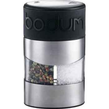 Bodum combiné sel/poivre - twin 3656