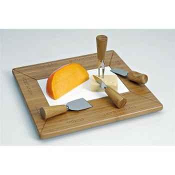 Tianchang planche à fromage/couteaux/pelle 4152