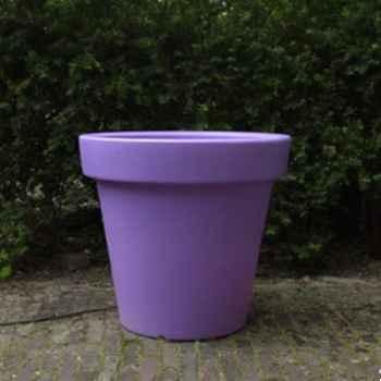 Pot fleur 60 cm Violet