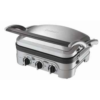 Cuisinart plan de cuisson 5 fonctions  gr4ne 4812