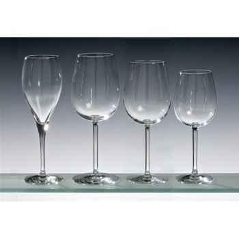 Chef & sommelier lot de 4 verres à vin blanc 28 cm - oenologue 5208