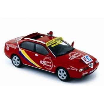 "Alfa romeo 166 ""direction de course"" tour de france 2002  Norev 790004"