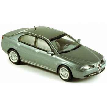 Alfa romeo 166 gris Norev 790003