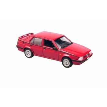 Alfa romeo 75 rouge alfa Norev 790366