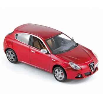 Alfa romeo giulietta 2010 red Norev 790041