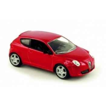 Alfa romeo mito rouge course 2008 Norev 790031