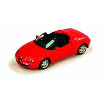 Alfa romeo spider rouge Norev 790100